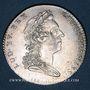 Coins Notaires. Paris. Jeton argent 1720