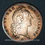Coins Ordre de St-Louis. Louis XV. Jeton argent