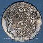Coins Paris. A. Bignon, prévôt des marchands. Jeton argent 1766