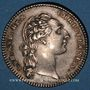 Coins Ville de Chartres. Louis XVI. Jeton argent