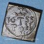 Coins Charles VII (1422-1461) et Louis XI (1461-1483). Poids monétaire de l'écu à la couronne neuf
