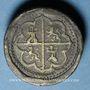 Coins Espagne. Poids monétaire de 8 réaux de Philippe II à Philippe IV