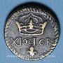 Coins Henri III (1574-1589). Poids monétaire du franc