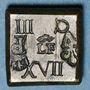Coins Henri IV (1589-1610). Poids monétaire du demi-teston