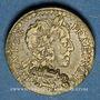 Coins Louis XIII (1610-1643). Poids monétaire du demi-franc