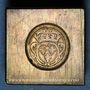 Coins Louis XV (1715-1774) et Louis XVI (1774-1793). Poids monétaire de l'écu aux lauriers