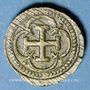 Coins Poids monétaire du demi-louis, à partir de Louis XIII (1610-1643)