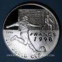 Coins Afghanistan. Etat Islamique (1994-2002). 500 afghanis 1996. 16e coupe du monde de Football - France