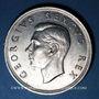 Coins Afrique du Sud. Georges VI (1936-1952). 5 shillings n. d. (1952) 300e anniversaire de Capetown