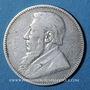 Coins Afrique du Sud. République. 1 shilling 1892