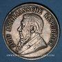 Coins Afrique du Sud. République. 5 shillings 1892