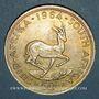 Coins Afrique du Sud. République. 50 cents 1964