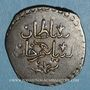 Coins Algérie. Ottomans. Sélim III (1203-1222H). 1/2 budju (?) billon 1218H. Alger
