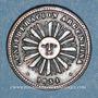 Coins Argentine. République. 1 centavo 1854