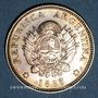Coins Argentine. République. 20 centavos 1883