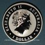 Coins Australie. Elisabeth II (1952- ). 1 dollar 2014 Koala. (1 once. 999 /1000)