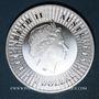 Coins Australie. Elisabeth II (1952- ). 1 dollar 2016 Kangourou. (1 once. 999 /1000)