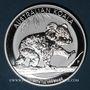 Coins Australie. Elisabeth II (1952- ). 1 dollar 2016 Koala. (1 once. 999 /1000)