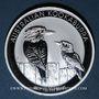 Coins Australie. Elisabeth II (1952- /). 1 dollar 2017 Kookaburra