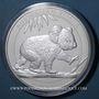 Coins Australie. Elisabeth II (1952- ). 30 dollars 2016. Koala. Poids : 1 kg d'argent fin !