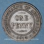 Coins Australie. Georges V (1910-1936). 1 penny 1913