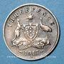 Coins Australie. Georges V (1910-1936). 3 pences 1917