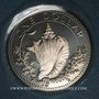 Coins Bahamas. 1 dollar 1974. Argent