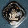 Coins Bahamas. 15 cents 1974