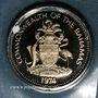 Coins Bahamas. 5 cents 1974