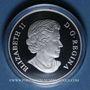 Coins Canada. 25 dollars 2016 Marmouset d'un homme vert cornu