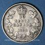 Coins Canada. Edouard VII (1901-1910). 10 cents 1903