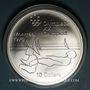 Coins Canada. Elisabeth II (1952- /). 10 dollars 1975. J.O. Montréal. Voiliers