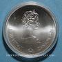 Coins Canada. Elisabeth II (1952- /). 5 dollars 1974. J.O. Montréal. Porteur de flamme