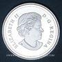 Coins Canada. Elisabeth II (1952- /). 8 dollars 2017 La dance du lion (999,9 /1000. 7,96 g)