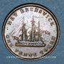Coins Canada. Nouveau-Brunswick. 1 penny token 1843