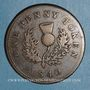 Coins Canada. Nouvelle-Ecosse. 1 penny token 1840