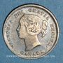 Coins Canada. Victoria (1837-1901). 5 cents 1885