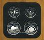 Coins Canada. XVI Olympiade. Série commémorative IV. 1975