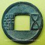 Coins Chine. Les Chen (557-589) - Wendi (560-566). Wuzhu. Grands caractères