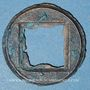 Coins Chine. Les Jin (265-420). Monnaie anépigraghe