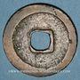 Coins Chine. Les Song du Nord. Zhen Zong (997-1022) - ère Xian Ping (998-1003). 1 cash. Style régulier