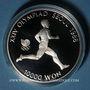 Coins Corée du Sud. République. 10000 won 1986. XXIVe Olympiades. Marathon