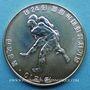 Coins Corée du Sud. République. 20000 won 1986. XXIVe Olympiades. Lutteurs