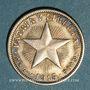 Coins Cuba. République. 10 centavos 1915