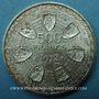 Coins Etats de l'Afrique de l'Ouest. 500 francs 1972