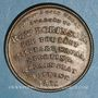 Coins Etats Unis. Hard Times token. Massachussetts. R & W Robinson, 1836