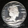 Coins Iles Cook. Elisabeth II. 10 dollars 1994 Capitaine James Cook