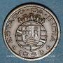 Coins Indes portugaises. 10 centavos 1958