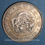 Coins Japon. Mutsuhito (Meiji Tenno) (1867-1912). 1 yen an 27  (= 1894)