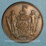 Coins Malaisie. Borneo britannique. 1 cent 1885 H